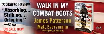 Walk in my combat boots banner